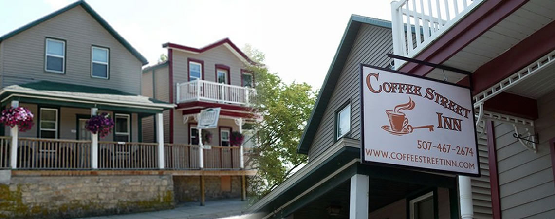 Coffee Street Inn - Lanesboro, MN - Lodging - Inn